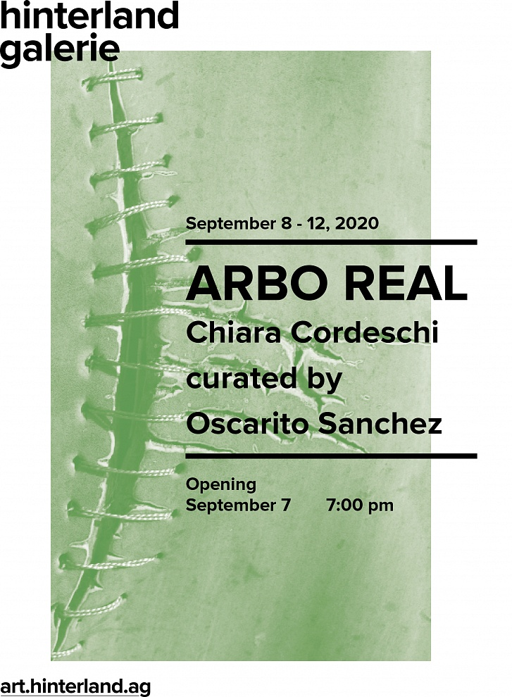 Arboreal - solo exhibition 2020