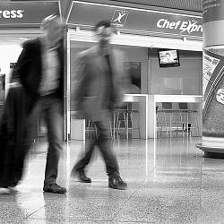 Aeroporti, Stazioni, Metropolitana