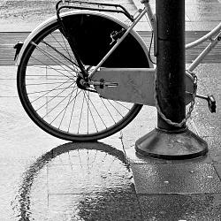 Monza dopo una pioggia