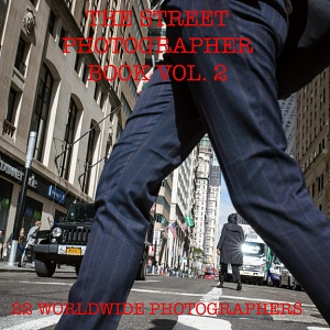 THE STREET PHOTOGRAPHER BOOK - vol. 2