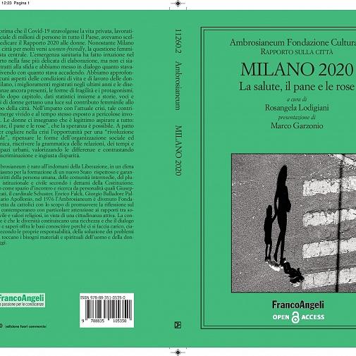 Rapporto sulla Città di Milano - Copertine 2018-2021