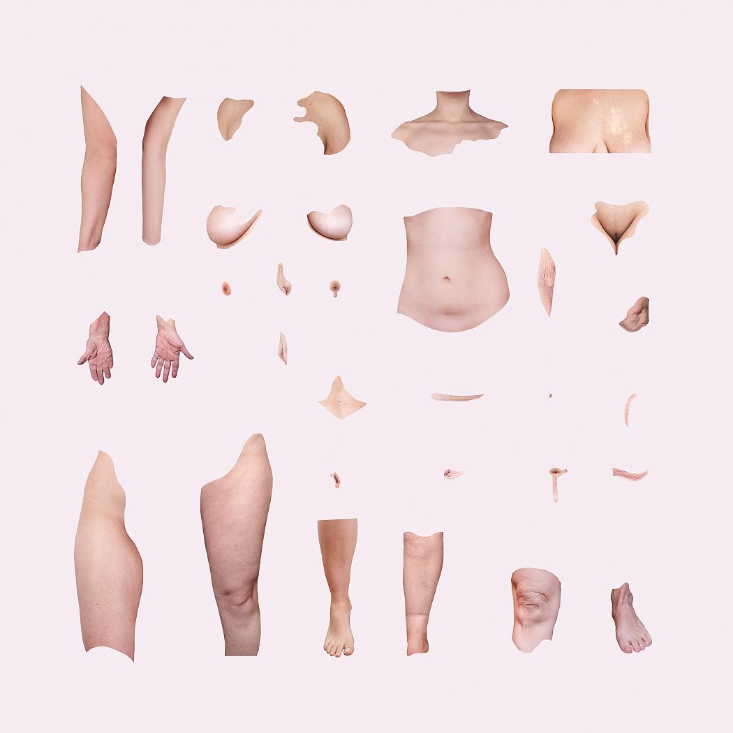 Body pieces