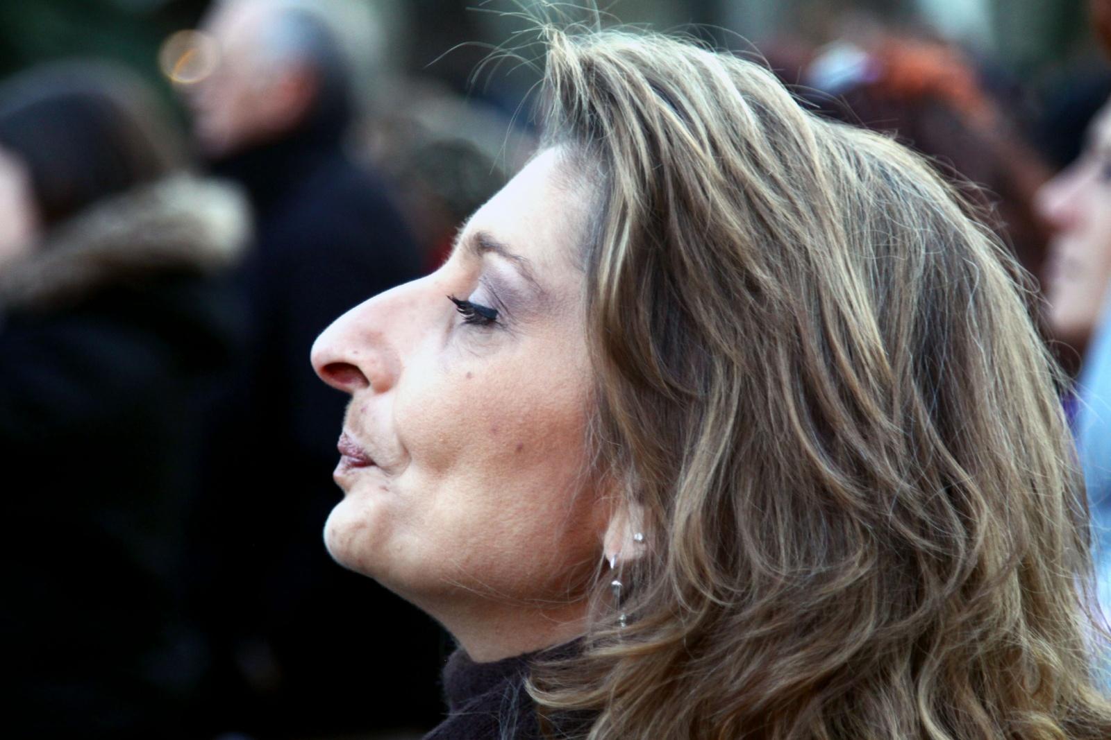 Roma - Festa della Donna - 8 marzo 2011