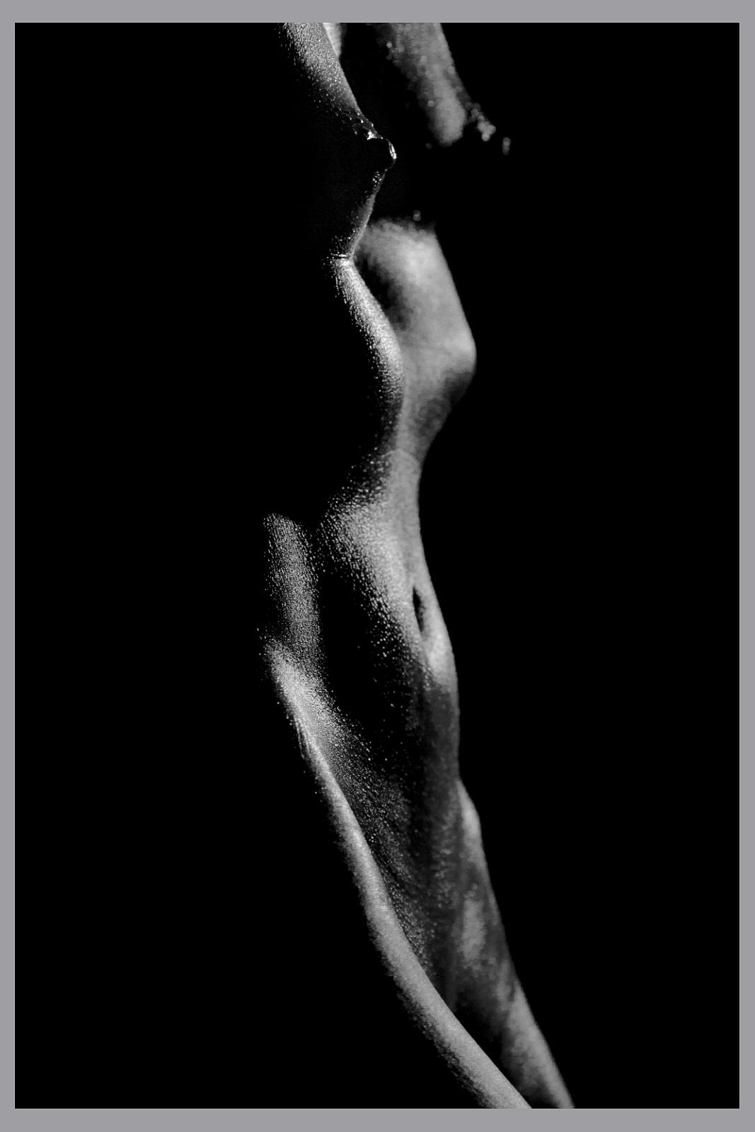 Nude - L'occasione di un workshop di nudo produce una serie di suggestive immagini