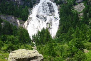 Cascate del Toce (VB) - Italy