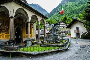 Alagna Valsesia (VC) - Italy