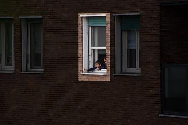 Rear Window quarantine